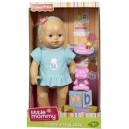 FISHER PRICE LITTLE MOMMY BABYS BIG DAY