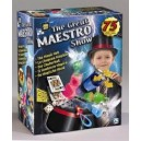 THE GREAT MAESTRO MAGIC SHOW 75 TRICKS