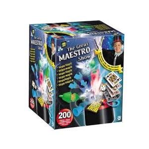 THE GREAT MAESTRO MAGIC SHOW