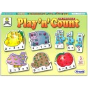 FRANK PLAY N COUNT PUZZLES
