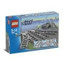 LEGO 7895 SWITCH TRACKS
