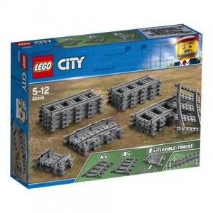 LEGO 60205 FLEXIBLE TRACK