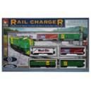 RAIL CHARGER TRAIN SET