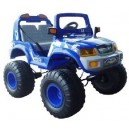 RIDE ON 4X4 BLUE CAR