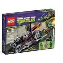 LEGO TEENAGE MUTANT NINJA TURTLES 79101 SHREDDER'S DRAGON BIKE