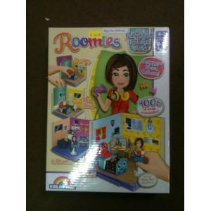 ROOMIES ALEX'S GADGET GIRL BEDROOM PACK
