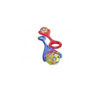 OBALL ROLLER BLUE  RED