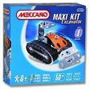 MECCANO 0708B MAXI KIT EXCAVATOR