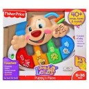 FISHER PRICE LAUGH AND LEARN PUPPY'S PIANO