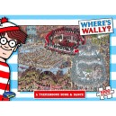WHERES WALLY A TREMENDOUS SONG AND DANCE PUZZLE