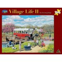HOLDSON VILLAGE LIFE THE OLD SWING BRIDGE PUZZLE