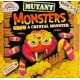 MUTANT MONSTERS GROW A CRYSTAL MONSTER FANG