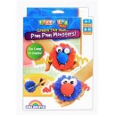 FUNKY FUN POM POM MONSTERS