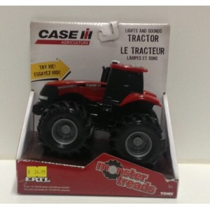 CASE MONSTER TREADS TRACTOR