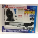 MICROSCOPE AND TELESCOPE KIT