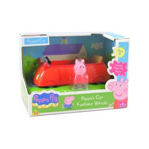 PEPPA PIG'S CAR