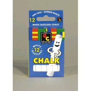 CHALK WHITE 12 PACK