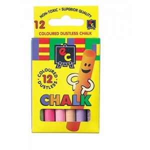 CHALK COLOURED 12 PACK