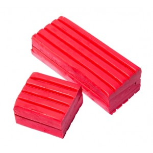 MODELLING CLAY RED