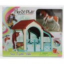 HORSE PLAY SNAP TOGETHER STABLE