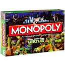 MONOPOLY TEENAGE MUTANT NINJA TURLES