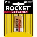 ROCKET ALKALINE 9V BATTERY