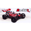 REMOTE CONTROL ROCKET OFF ROAD BUGGY