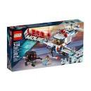 LEGO 70811 THE FLYING FLUSHER