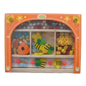 BEE BEAD BOX