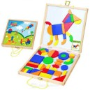 BUILD A PIC MAGNETIC SHAPES