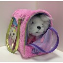PUCCI PET MALTESE PINK BAG