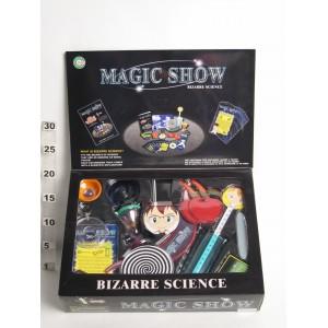 MAGIC SHOW BIZARRE SCIENCE