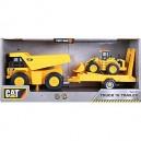 CAT TRUCK N TRAILER