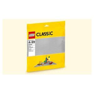 LEGO 10701 GRAY BASE PLATE