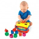 FISHER PRICE BABY'S FIRST BLOCKS