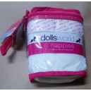 DOLLS NAPPIES
