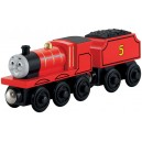 THOMAS AND FRIENDS JAMES WOODEN