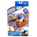 THOMAS AND FRIENDS TRACKMASTER DOCKSIDE DELIVERY CRANE CARGO AND CARS
