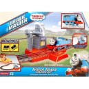 THOMAS AND FRIENDS TRACKMASTER WATER TOWER STARTED SET