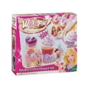 WHIPPLE DOUBLE CREME DESSERT SET