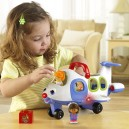 FISHER PRICE LITTLE PEOPLE LIL MOVERS AEROPLANE