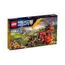 LEGO NEXO KNIGHTS 70316 JESTRO EVIL MOBILE