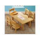 SYLVANIAN FAMILIES TABLE AND CHAIRS