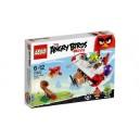LEGO THE ANGRY BIRDS MOVIE 75822 PIGGY PLANE ATTACK
