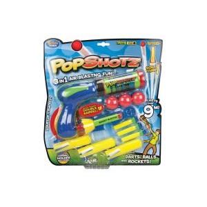 POP SHOTS