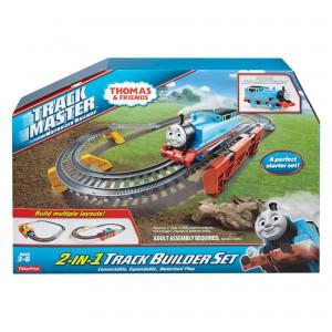 TRACK MASTER 2 IN 1 BUILDER SET