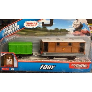 TRACK MASTER TOBY