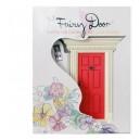 FAIRY DOOR RED