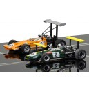 SCALEXTRIC LEGENDS MCLAREN M7C VS BRABHAM BT26A