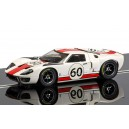 SCALEXTRIC FORD GT40 LE MANS 1966